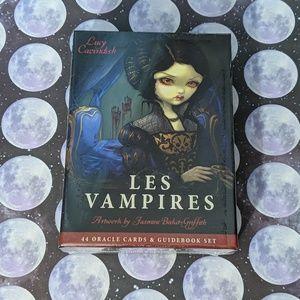 Les Vampires Oracle   Tarot Halloween - new